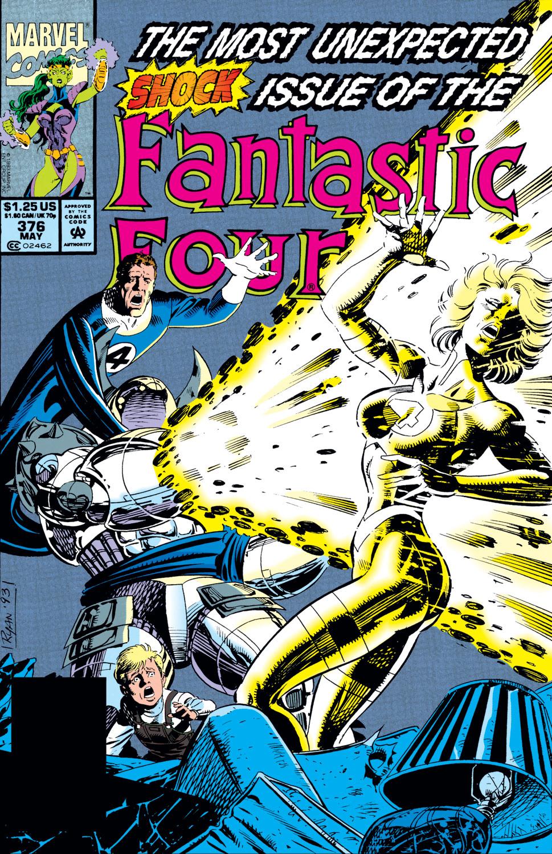 Fantastic Four (1961) #376