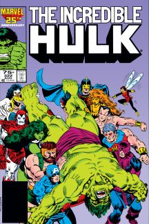 Incredible Hulk #322