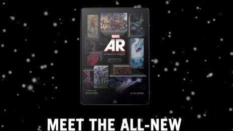 SXSW 2014: Marvel AR
