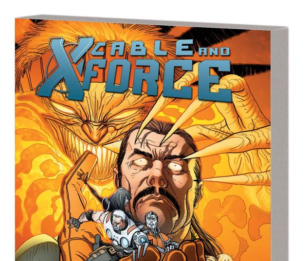 CABLE AND X-FORCE VOL. 4: VENDETTA TPB (MARVEL NOW)