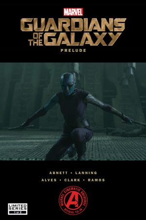 Marvel's Guardians of the Galaxy Prelude #1