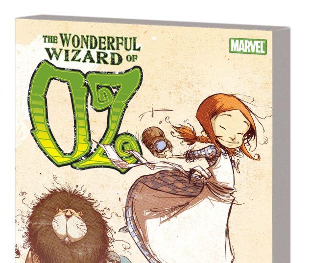 OZ: THE WONDERFUL WIZARD OF OZ HC (NEW PRINTING)