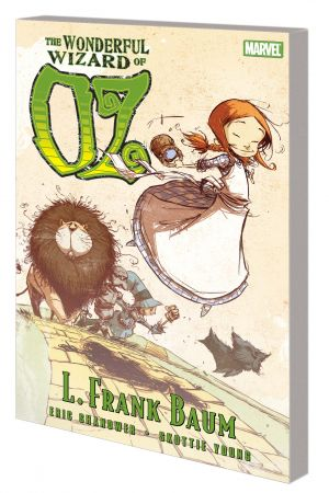Oz: The Wonderful Wizard of Oz (Hardcover)