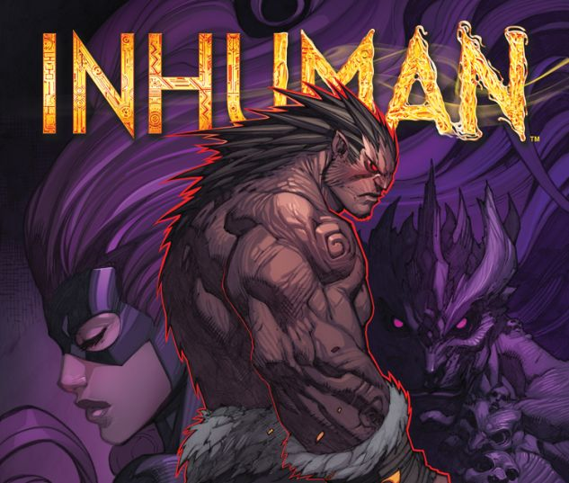 INHUMAN 3 (ANMN, WITH DIGITAL CODE)