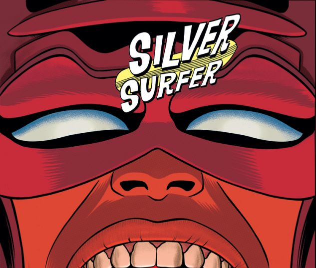 Silver Surfer (2014) #10