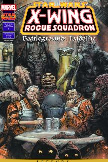 Star Wars: X-Wing Rogue Squadron #9