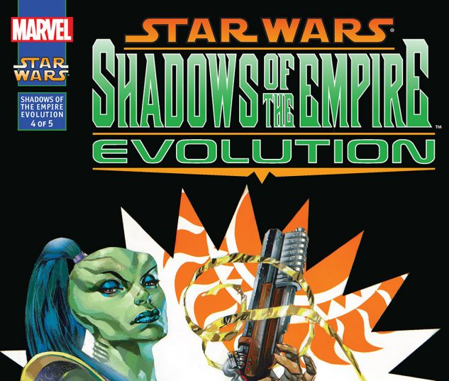 Star Wars: Shadows Of The Empire - Evolution (1998) #4
