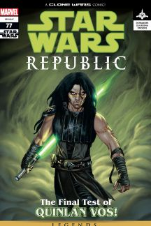 Star Wars: Republic #77
