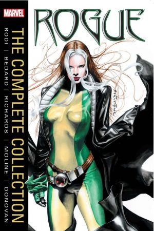ROGUE: THE COMPLETE COLLECTION TPB (Trade Paperback)