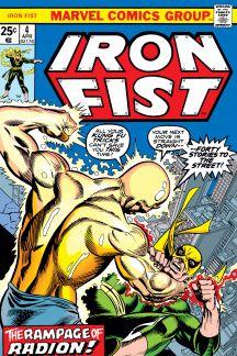 Iron Fist (1975) #4