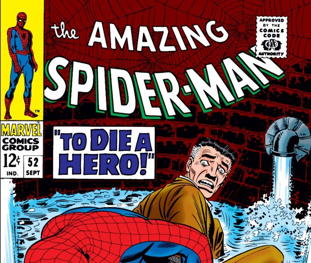 AMAZING SPIDER-MAN (1963) #52