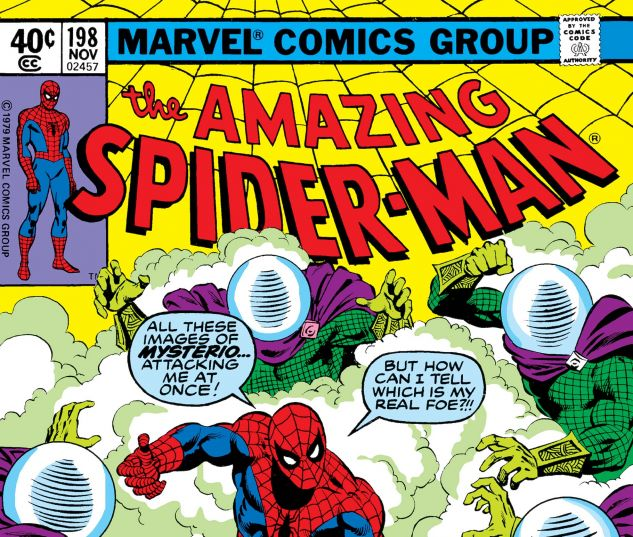 Amazing Spider-Man (1963) #198