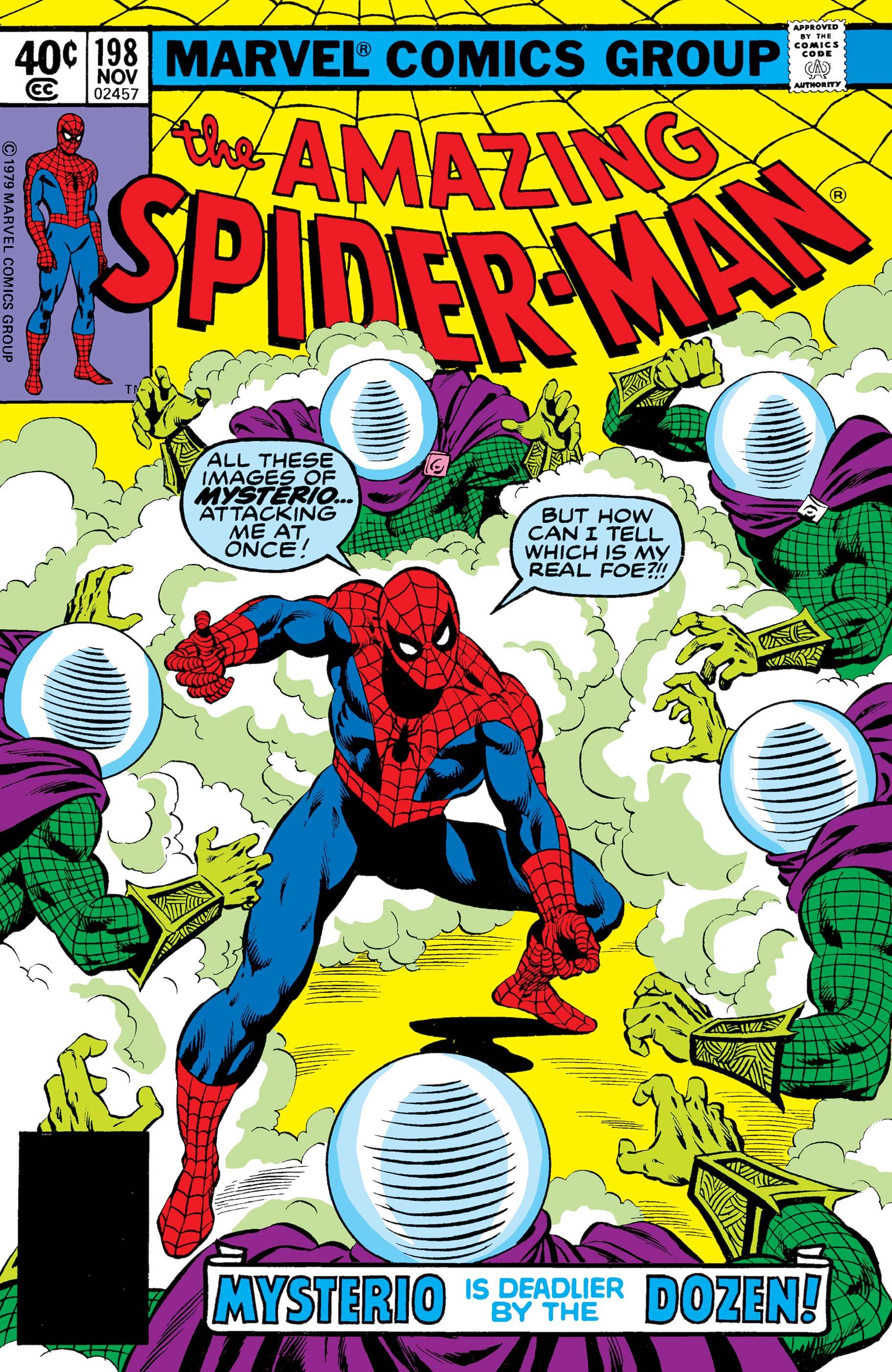 The Amazing Spider-Man (1963) #198