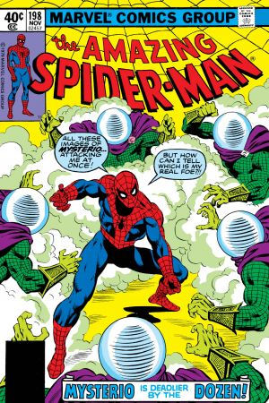 The Amazing Spider-Man (1963) #198