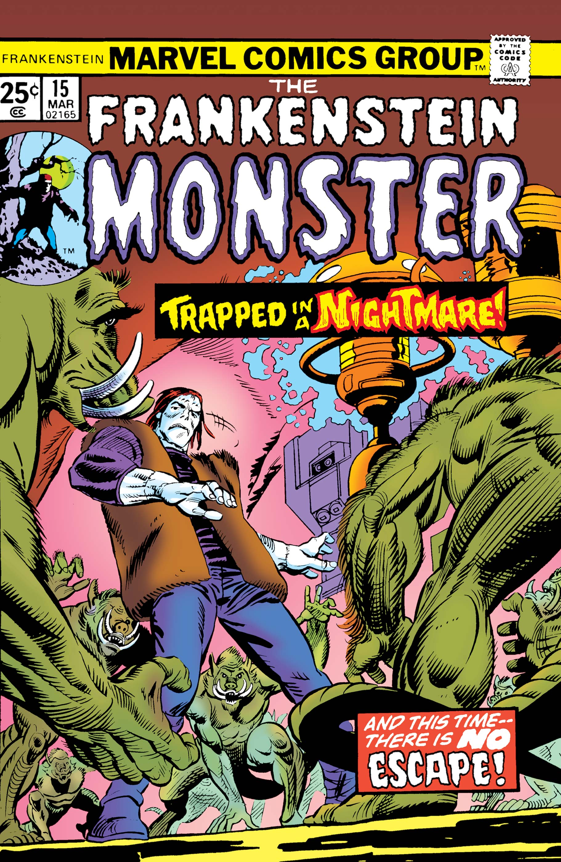 Frankenstein (1973) #15