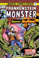 Frankenstein (1973) #15 cover