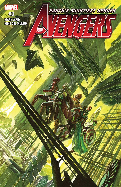 Avengers (2016) #3