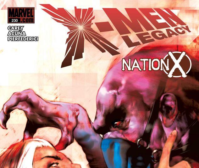 X-Men Legacy (2008) #230