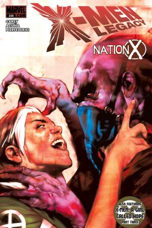 X-Men Legacy #230