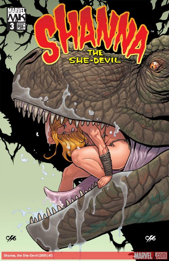 Shanna, the She-Devil (2005) #3