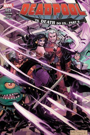 Deadpool (2015) #29