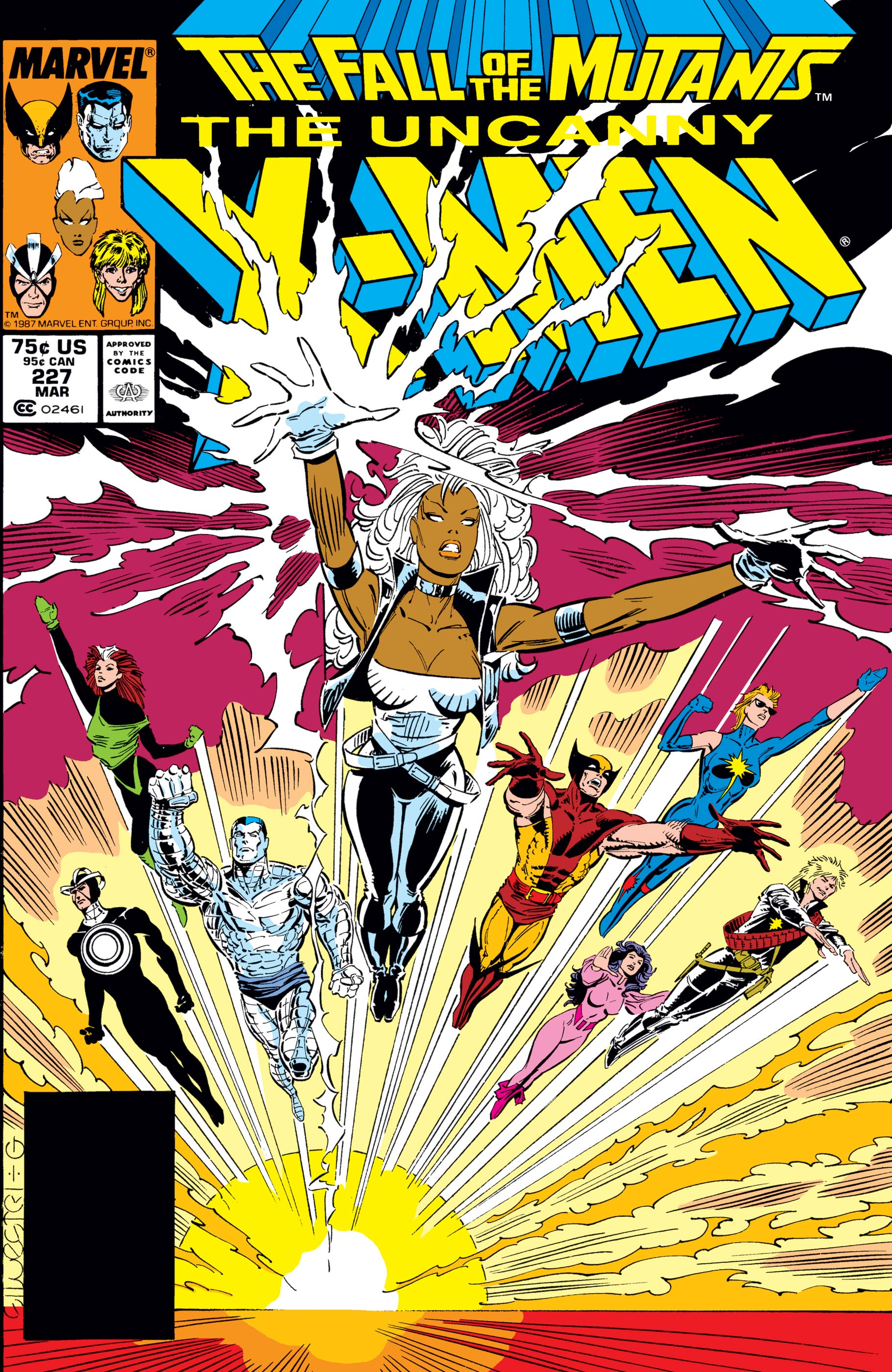Uncanny X-Men (1963) #227