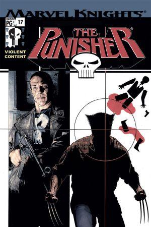 Punisher (2001) #17
