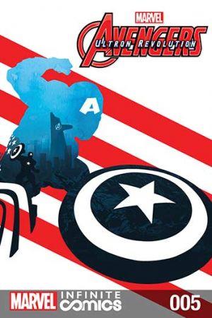Marvel Universe Avengers: Ultron Revolution #5