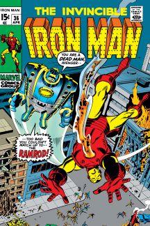 Iron Man #36