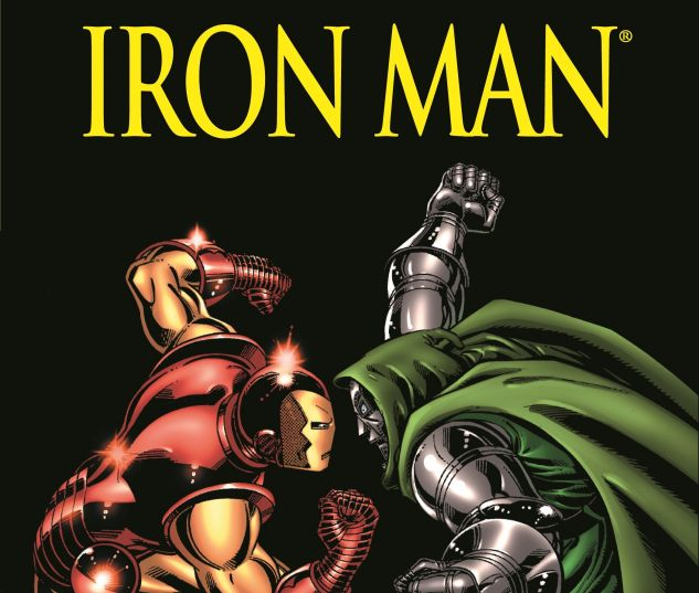 cover to Iron Man Vs. Doctor Doom: Doomquest Premiere (2008)