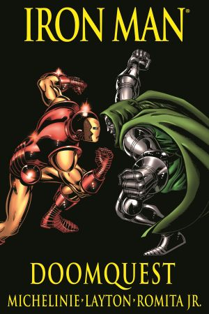 Iron Man Vs. Doctor Doom: Doomquest Premiere (Hardcover)