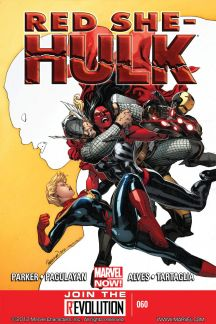 Red She-Hulk (2012) #60