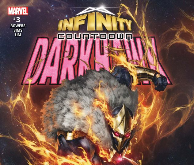 cover from Infinity Countdown: Darkhawk (2018) #3