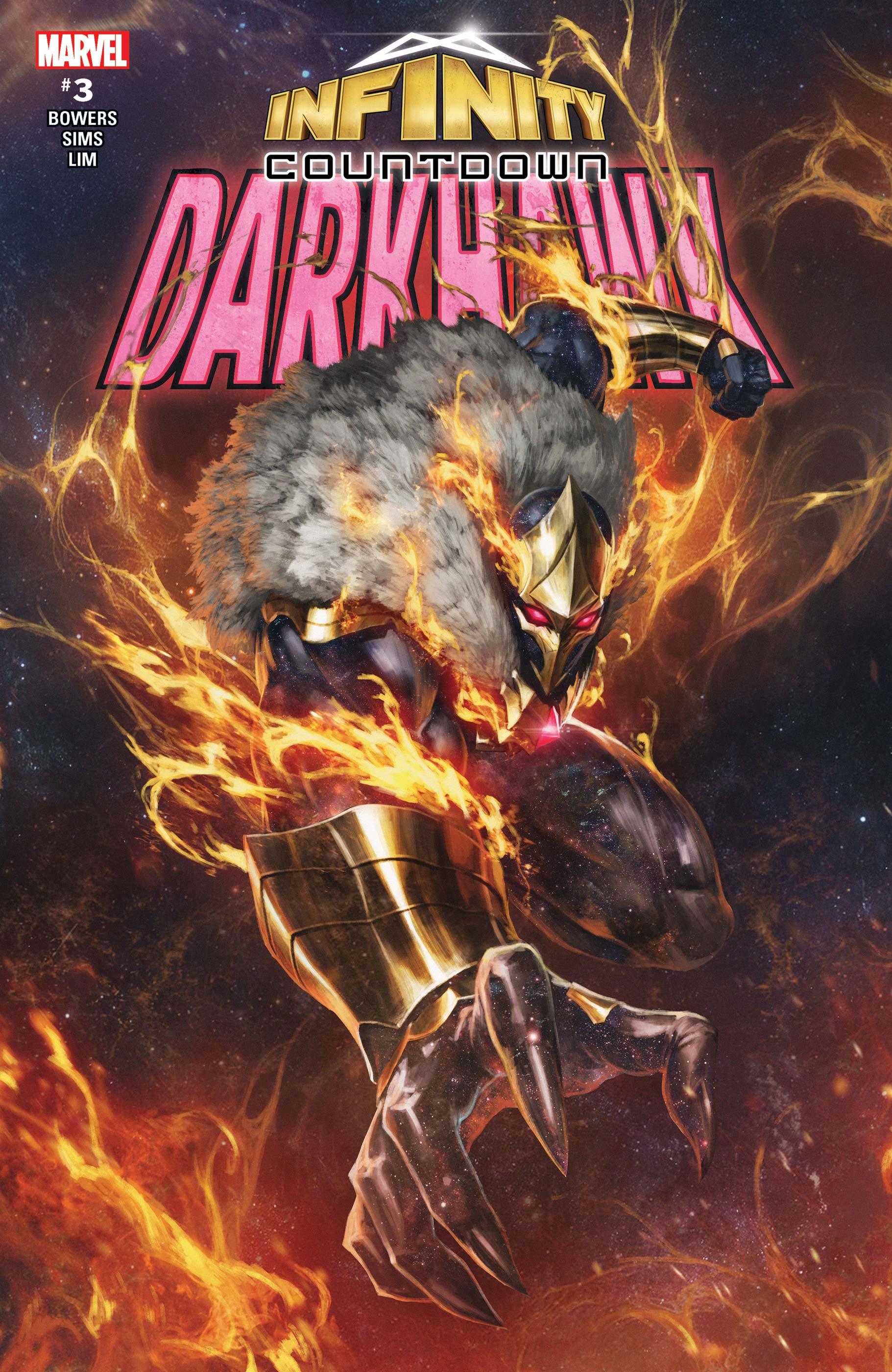 Infinity Countdown: Darkhawk (2018) #3