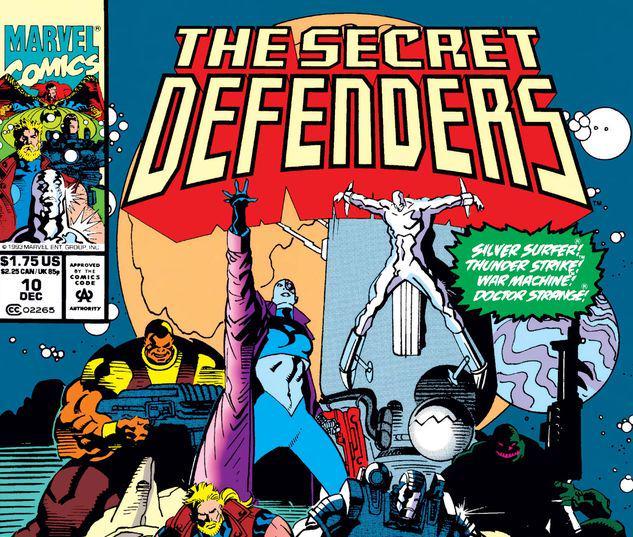 Secret Defenders #10