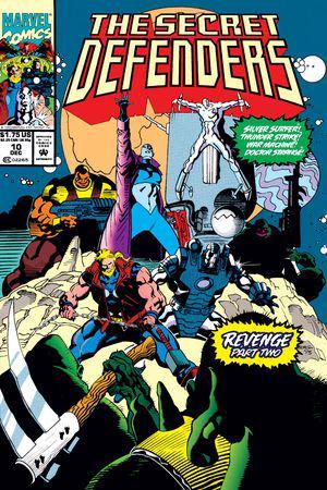 Secret Defenders (1993) #10