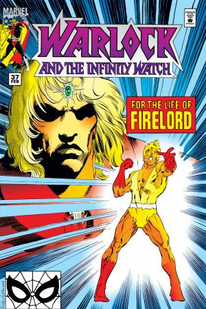 Warlock and the Infinity Watch #37