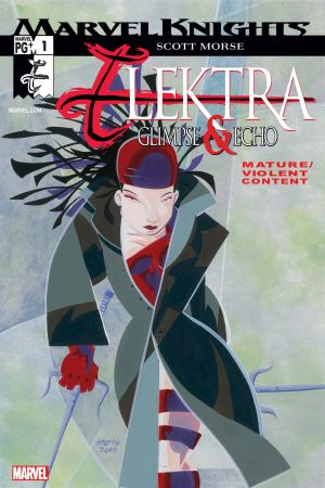 Elektra: Glimpse and Echo #1