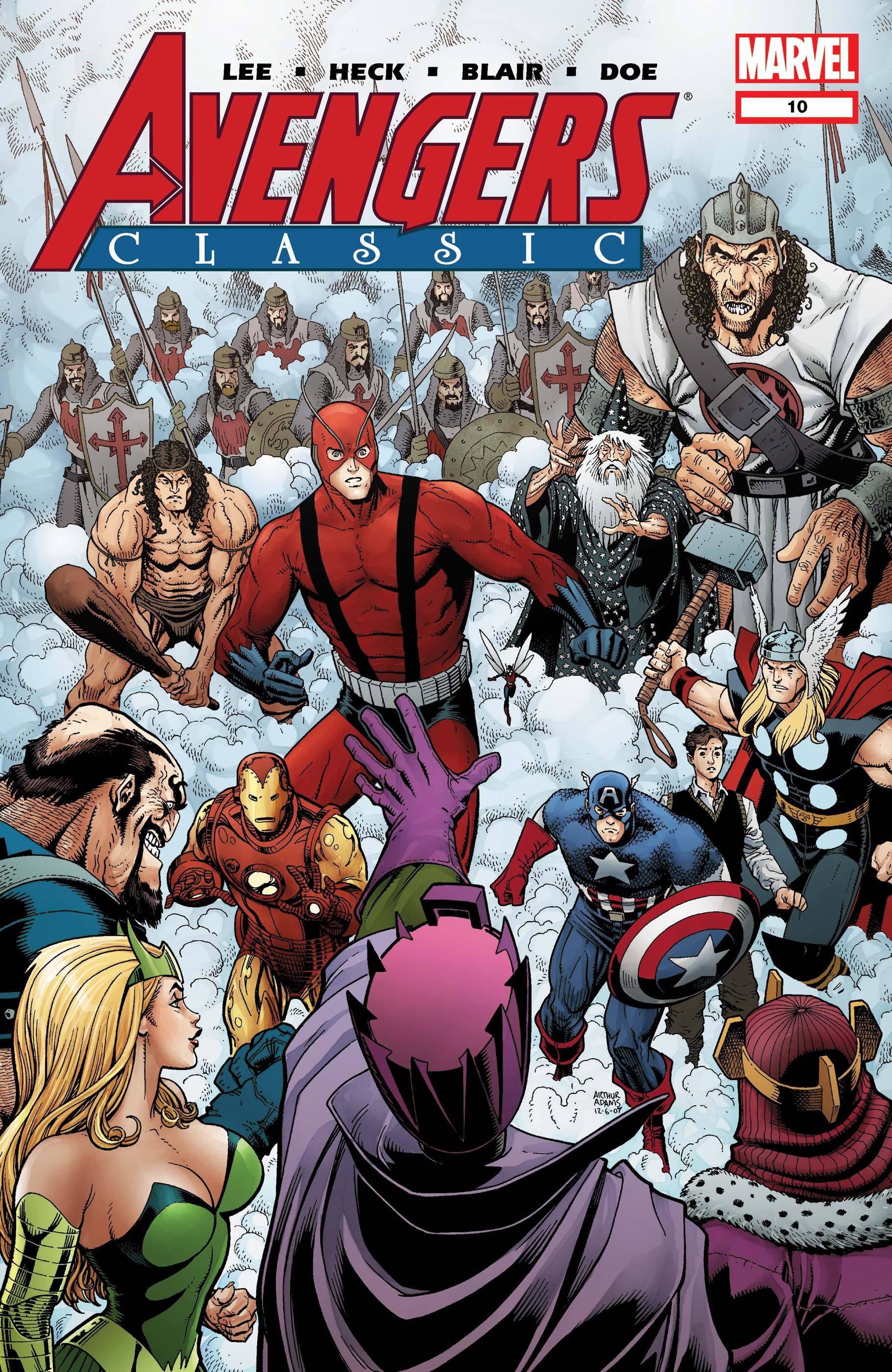 Avengers Classic (2007) #10