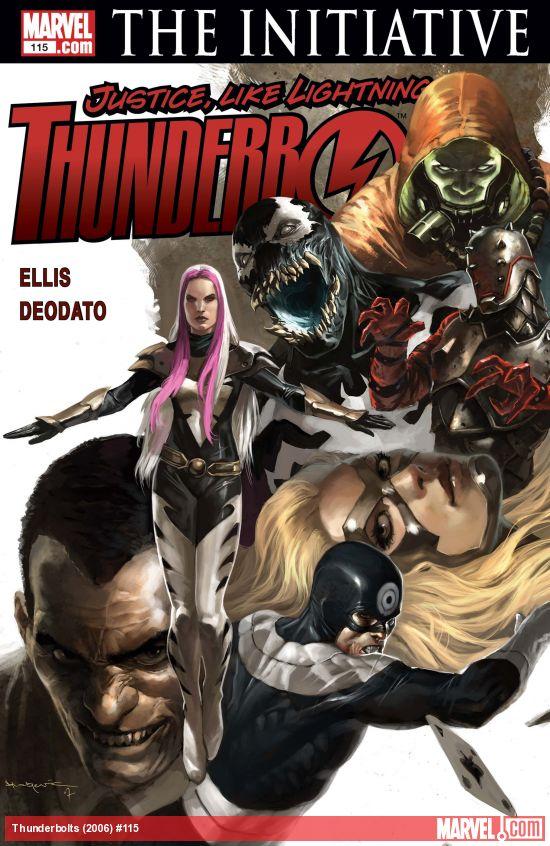 Thunderbolts (2006) #115