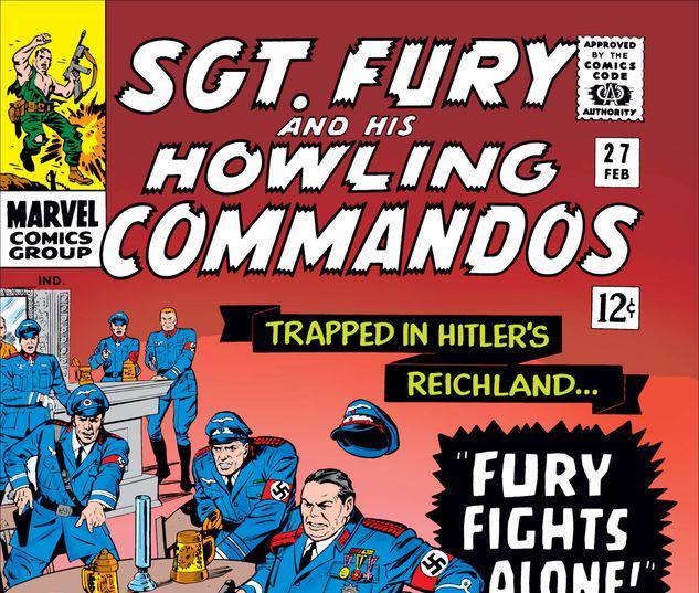 Sgt. Fury #27
