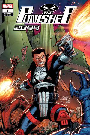 The Punisher 2099 (2019) #1 (Variant)