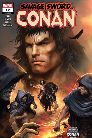 Savage Sword of Conan (2019) #12