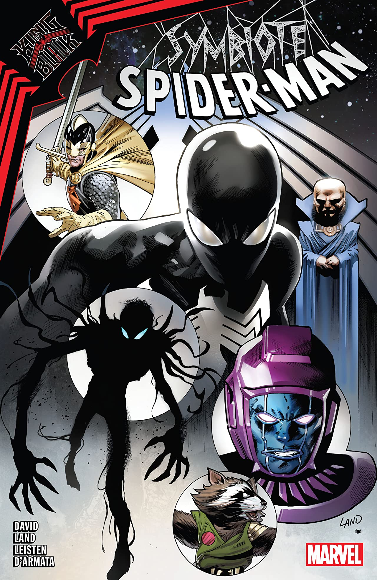 Symbiote Spider-Man: King In Black (Trade Paperback)