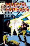 MARVEL FANFARE (1982) #19