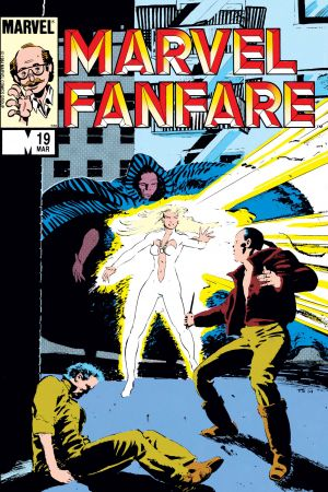Marvel Fanfare #19
