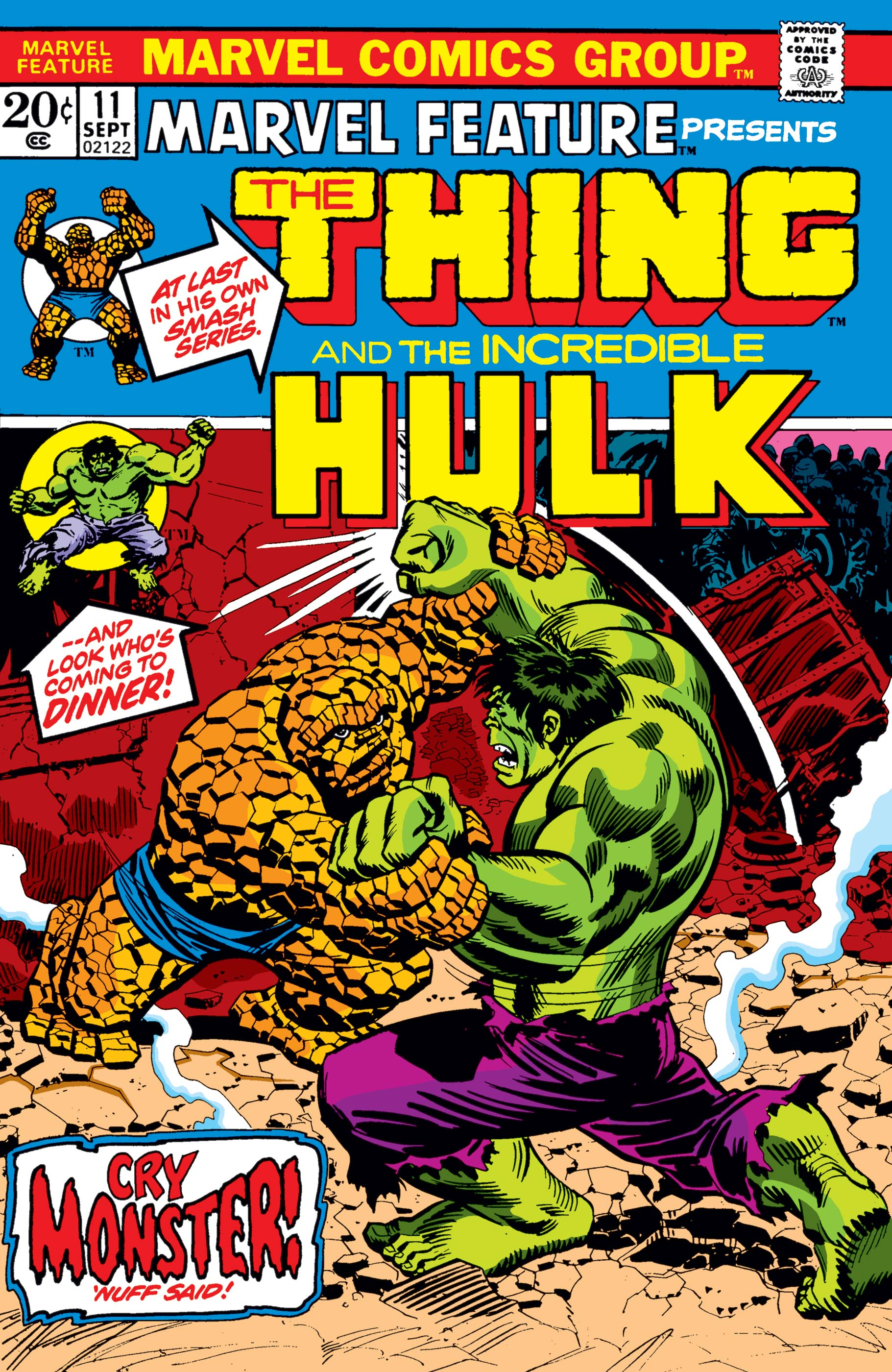 Marvel Feature (1971) #11
