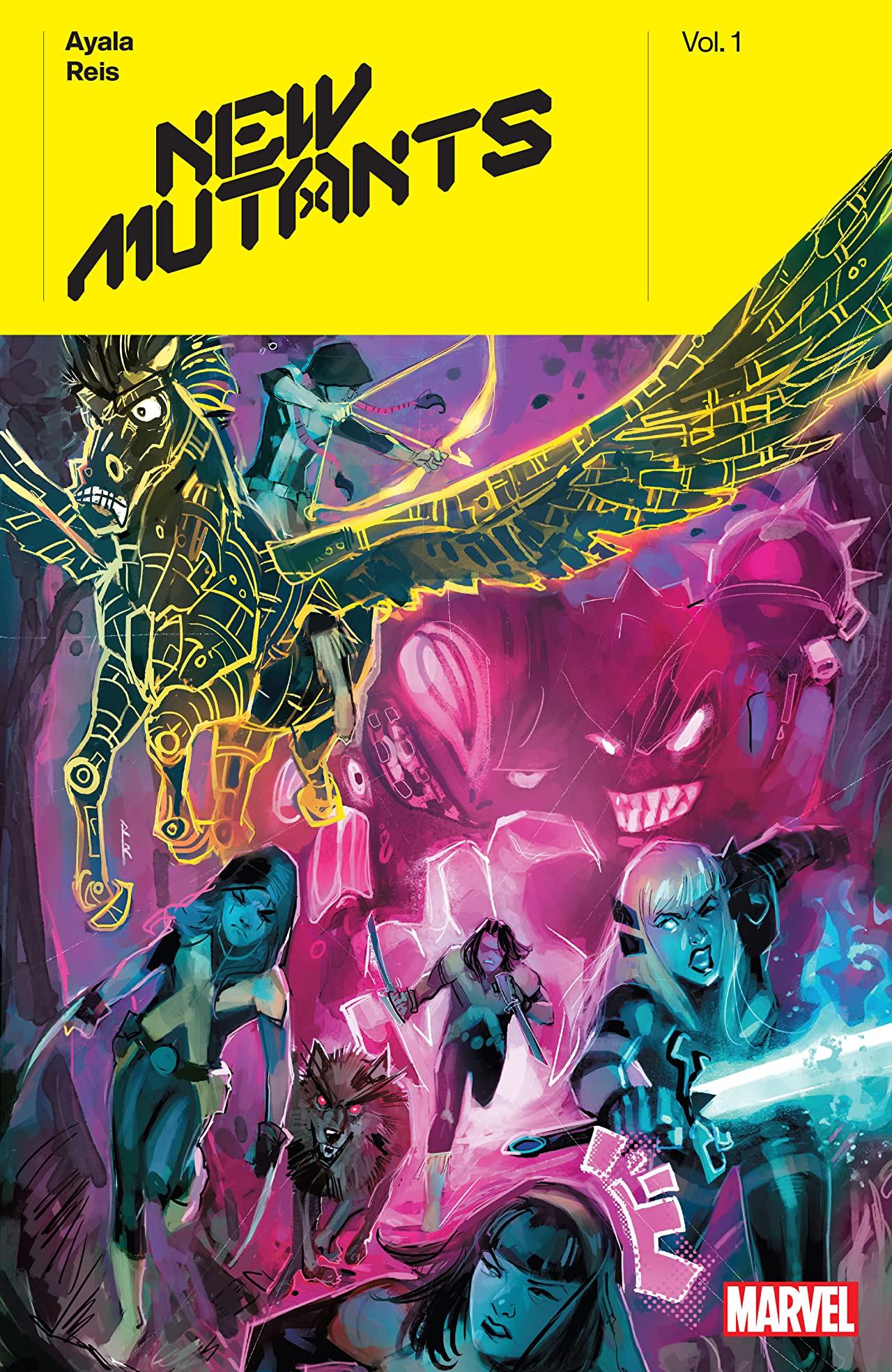 New Mutants by Vita Ayala Vol. 1 (Trade Paperback)
