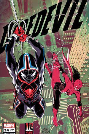 Daredevil #34  (Variant)