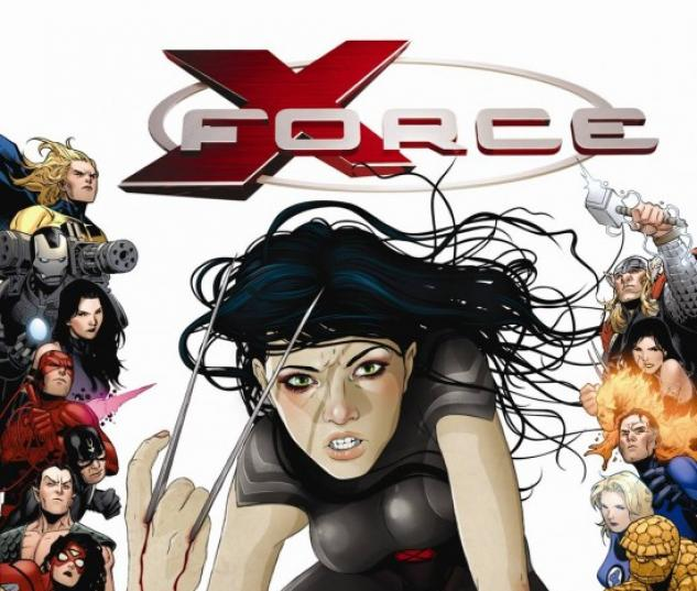 X-FORCE #18 (70TH FRAME VARIANT)